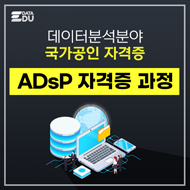 ADsP 자격증 과정